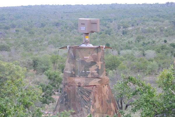 Meerkat wide area surveillance system
